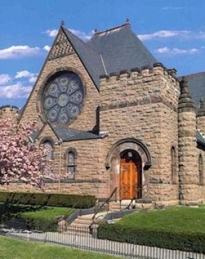 Pastor/Head of Staff, First Presbyterian Church, Newport, RI