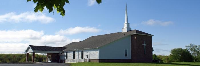 Senior Pastor, High Street Community Church