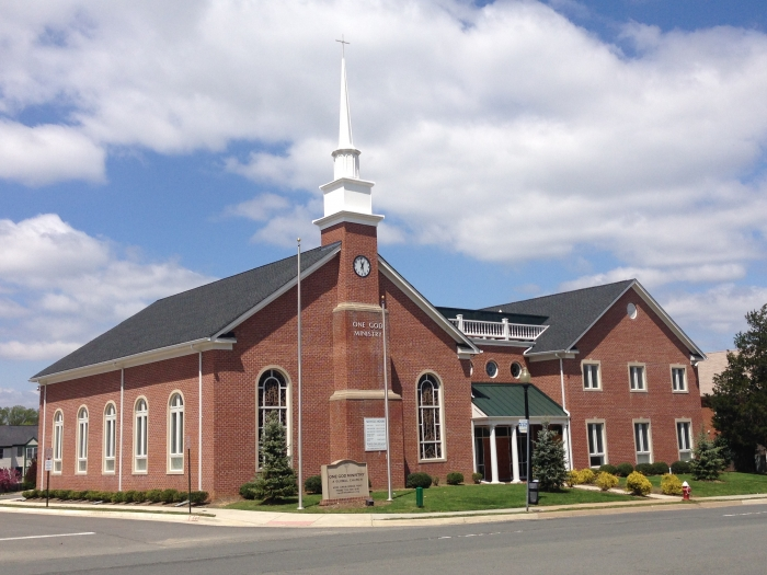 Pastor, One God Ministry