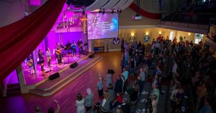 Contemporary Worship Leader, Mauldin United Methodist Church