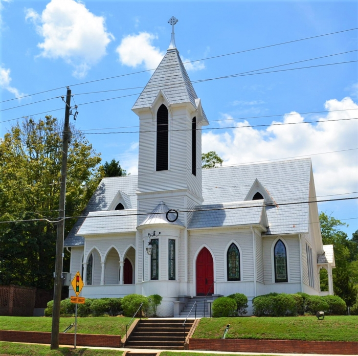 Senior Pastor, Ashford Memorial Methodist Church